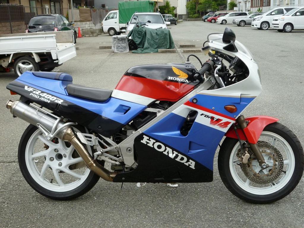 1987 Honda Vfr 400 Nc24 For Sale Japan