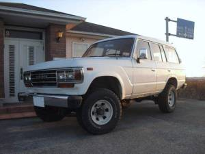1989 toyota land cruiser AT hj60 GX 4.0 diesel