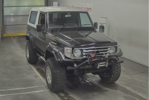 1989 toyota land cruiser bj73 3.4 for sale japan 242