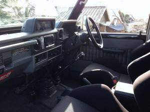 1989 toyota land cruiser bj74 for sale japan 190k-1