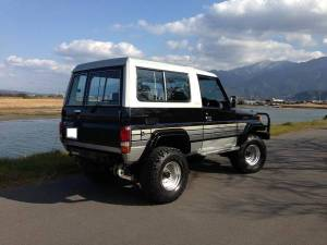 1989 toyota land cruiser bj74 for sale japan 190k-2