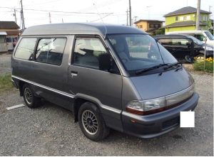 1991 toyota townace wagon super extra high roof yr21 2.0 for sale in japan