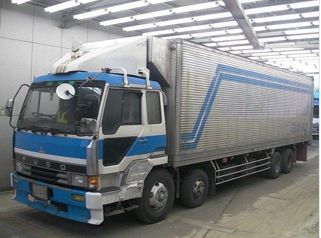 mitsubishi fuso crane truck fs416 for sale japan jpn car name for sale japan tel fax. Black Bedroom Furniture Sets. Home Design Ideas