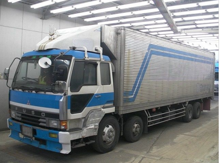 1992 mitsubishi fuso fs416 frozen refrigeration truck 10ton for sale japan 1000k