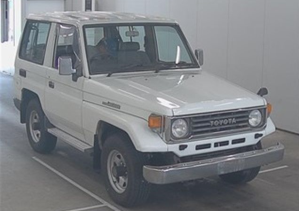toyota land cruiser pzj70 for sale in japan