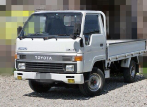 1993 toyota hiace truck lh80 for sale japan 2.4 diesel 65k