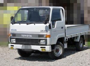 1993 toyota hiace truck lh80 for sale japan 2.4 diesel 65k