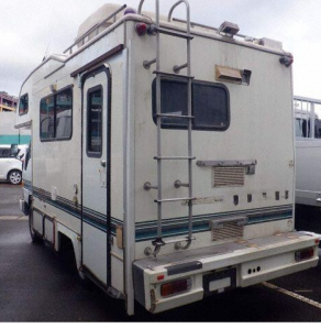 1993 toyota hiace truck trucks camper camping lh85 lh 85 2.5 manual diesel for sale in japan
