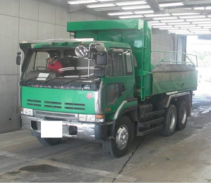 Nissan diesel UD cw520hvd 17,000cc 6mt for sale in japan