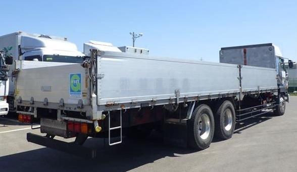 2001 nissan diesel ud kl-cd48zwa cd48 13,000cc flat truck trucks used for sale in japan 730k-1