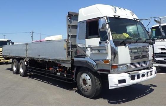 2001 nissan diesel ud kl-cd48zwa cd48 13,000cc flat truck trucks used for sale in japan 730k