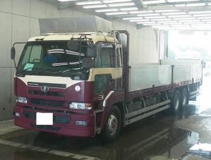 2005 Nissan diesel UD big thumb CD48L truck trucks for sale in japan