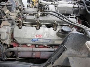 fs1fpda hino super dolphin profia f17d 320ps used hino engine