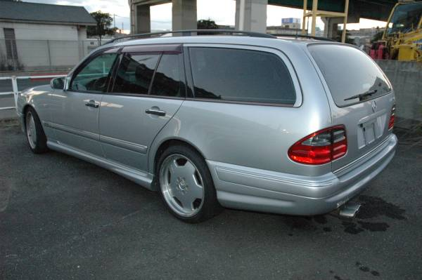 2002 w210 e230 wagon mercedes benz for sale japan for Mercedes benz e350 wagon for sale