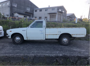 RN25 hilux for sale in japan