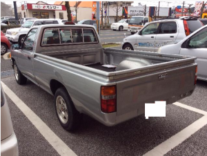 1996 toyota hilux pickup truck yn86 for sale japan 110k-1