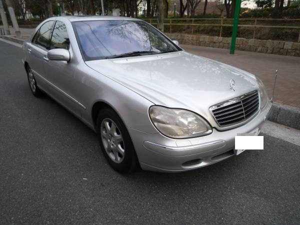 2000 mercedes benz s320 for sale japan jpn car
