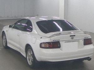 st205 2000 celica gt4 gt-four for  sale japan