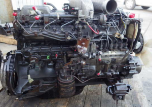 HJ61V 12H-T used engine for sale in japan