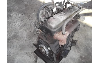 used engine toyota land cruiser 2b 3168cc diesel k-bj41-kyc bj41 for sale japan. a