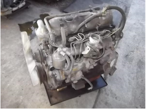 used engine toyota land cruiser 2b 3168cc diesel k-bj41-kyc bj41 for sale japan