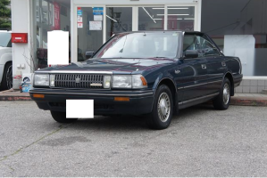 1989 toyota crown royal saloon supercharged supercharger for sale in japan