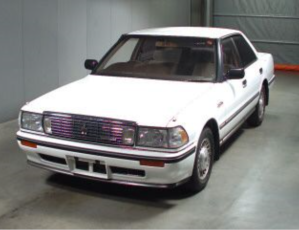 1990 toyota crown gs131 royal saloon for sale in japan