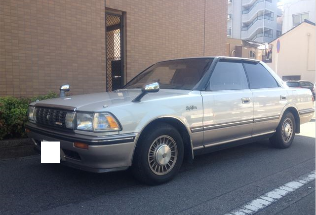 1991 toyota crown royal saloon supercharger gs131 2.0 for sale japan used 108k-1