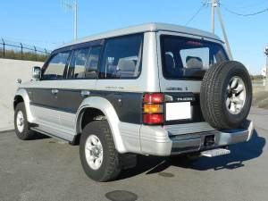 1994 mitsubishi pajero v46 spec sale japan v46wg 4wd-1