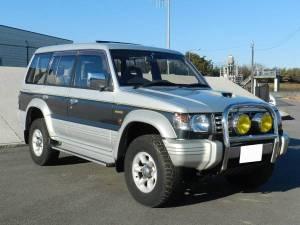1994 mitsubishi pajero v46 spec sale japan v46wg 4wd