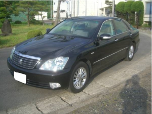 2004 toyota crown royal saloon  grs183 3.0 u package for sale in japan 200k