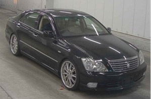toyota crown royal saloon grs182 for sale in japan