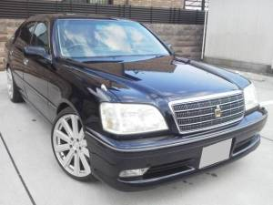 toyota crown royal saloon jzg175 sale japan 100k 2001