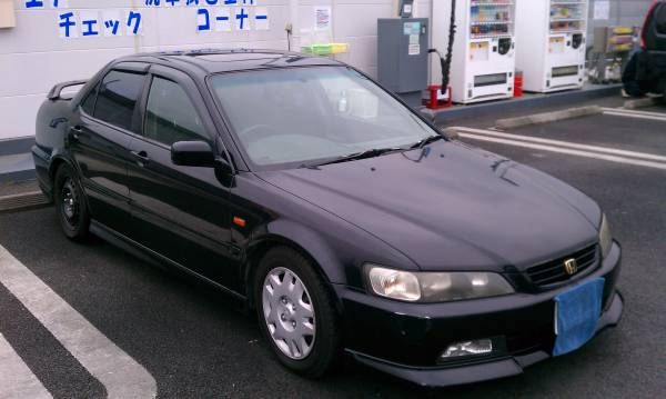 "2012 Honda Civic For Sale >> #1999 #honda #accord #cf4 #vtec ""sir-t #for #sale #japan | JPN CAR NAME +FOR+SALE+JAPAN,tel fax ..."