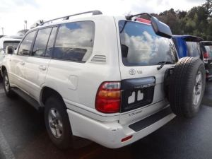 1999 toyota land cruiser uzj100 uzj100w g slection 4.7 v8  for sale in japan 100k-1