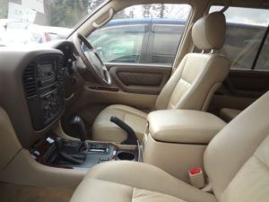 1999 toyota land cruiser uzj100 uzj100w g slection 4.7 v8 for sale in japan 100k-2