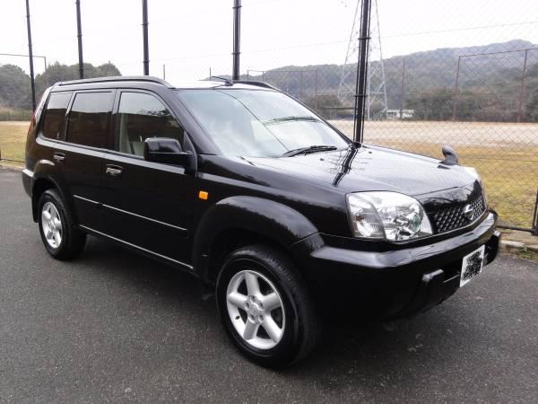2001 nissan x trail 2 0 4wd sales japan jpn car name for sale japan burma mogok ruby. Black Bedroom Furniture Sets. Home Design Ideas
