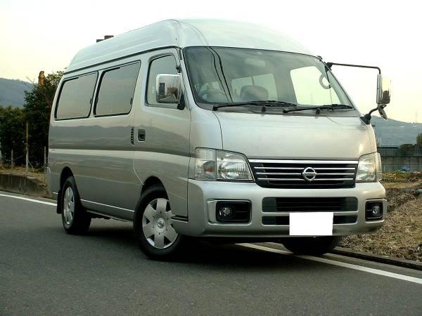2004 nissan caravan super long 3.0 diesel vwe25 for sale ...