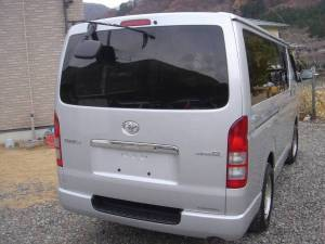 2005 toyota hiace super gl kdh200 sale in japan 240k-2