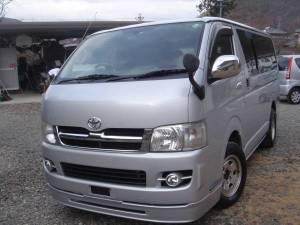 2005 toyota hiace super gl kdh200 sale in japan 240k