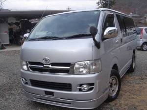 2005 toyota hiace super gl kdh200 sale in japan 240k