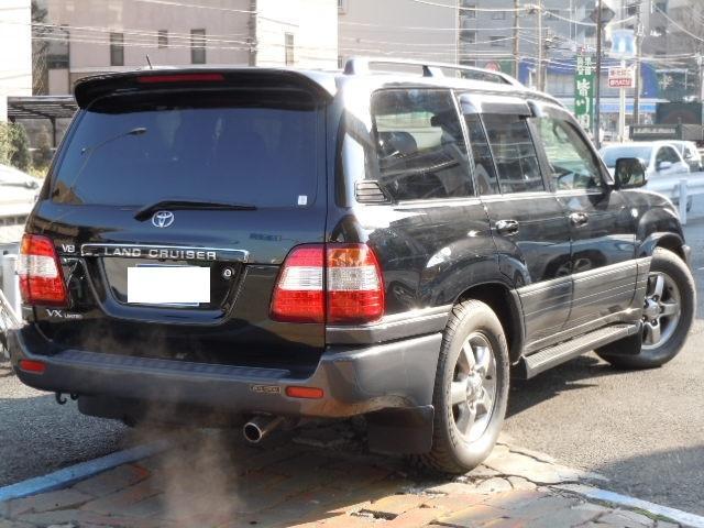 2005 toyota land cruiser prado vx limited for sale japan jpn car name for sale. Black Bedroom Furniture Sets. Home Design Ideas