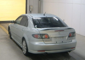 Mazda sedan sport 23s for sale in japan