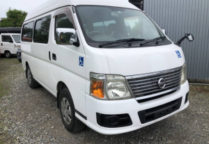 2006 Nissan caravan moodel dwmg25 3.0 diesel AT highroof super long 247k for sale in japan 2