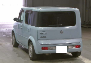 Nissan cube bz11 1.4 for sale japan