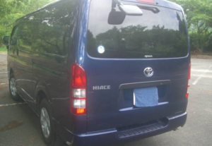 2006 toyota hiace kdh200 2.5 diesel for sale in japan 196k-1