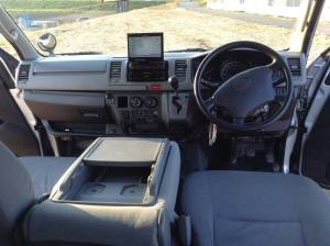 2006 toyota hiace van kdh200v AT 172k sale japan-2