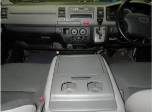 2007 toyota hiace van long dx kdh200 kdh200v 2.5 diesel for sale in japan 302k-2