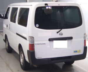 2012 nissan caravan vwme25 long dx 4wd 4x4 3.0 diesel for sale in japan  used