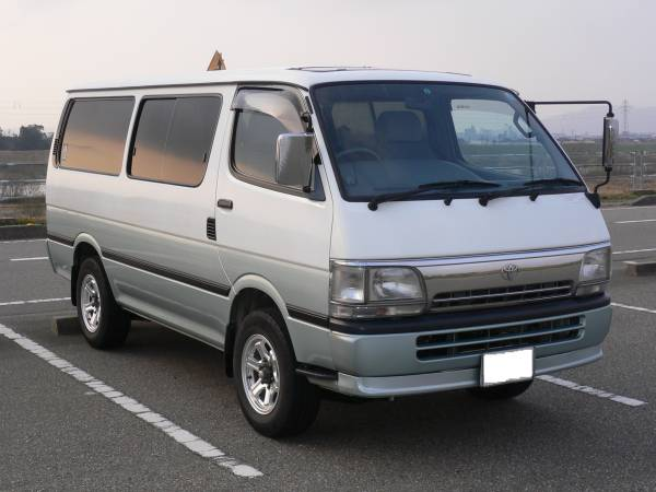 toyota hiace super gl lh119 for sale japan jpn car name for sale japan burma mogok ruby. Black Bedroom Furniture Sets. Home Design Ideas